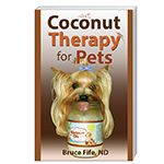 Coconut Therapy for Pets Front Cover 150